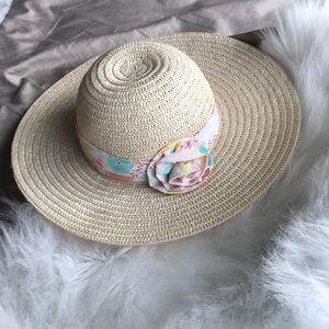 Easter floppy hat